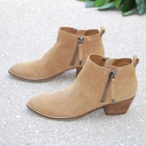 Dolce Vita Ankle Booties Size 6
